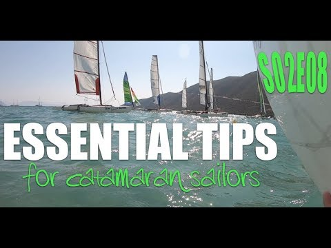 Quick tips for catamaran sailors S02 E09