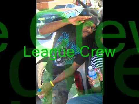 League Crew  Wave Race