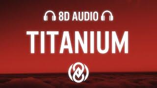 UMAI x Faithroze – Titanium (8D Audio 🎧)