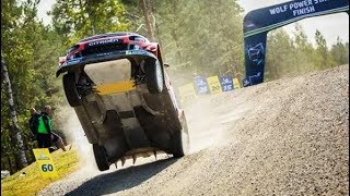 WRC TRIBUTE 2019: Maximum Attack, On the Limit, Crashes & Best Moments