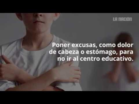 Las 10 señales del bullying en los niños