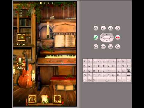 Video of ADWTheme  Music Room