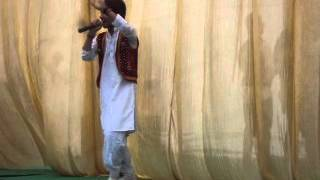SUDHIR win first Prize in polyfest 2012 ON CHUNNI NU PAI GAYA DAB VE FOLK SONG