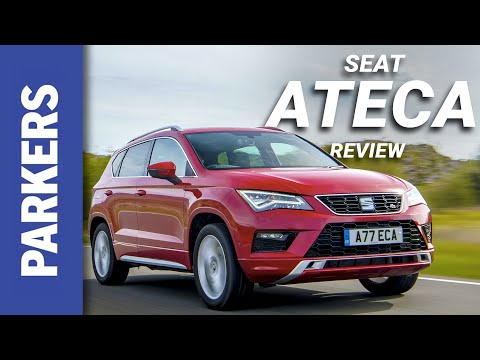 SEAT Ateca SUV Review Video