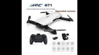 JJRC H78G Long Flying GPS FPV 1080p Camera Drone Flight Test Review