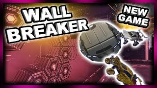 THIS NEW GAME MODE NEEDS TO BE IN ROCKET LEAGUE | Wall Breaker