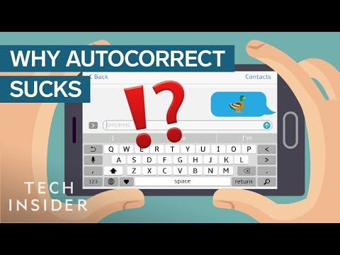 Why Autocorrect is Such a Pain in the Ass