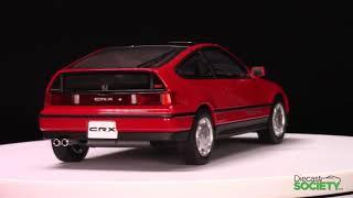 OttOmobile Honda CR-X MKII