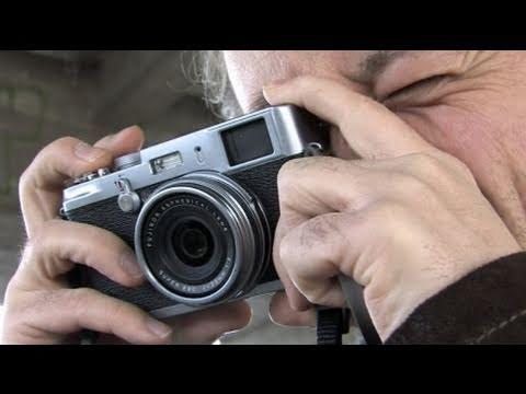 Fujifilm FinePix X100 - Retro-Digitalkamera mit modernster Technik
