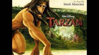 Tarzan OST - 1 - Two Worlds