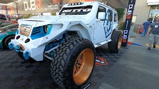 The Ultimate Jeep Builds !(2019 Sema Show ! )