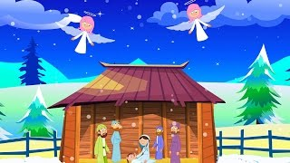 O Holy Night - Christmas Carol With Lyrics