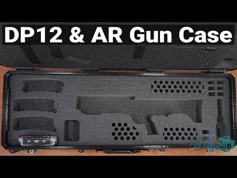 KSG   DP-12 & AR Gun Case - Featured Youtube Video