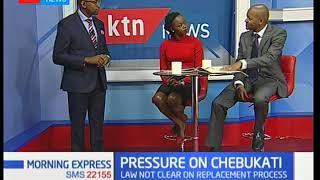 Chebukati snubs MPS-Morning express