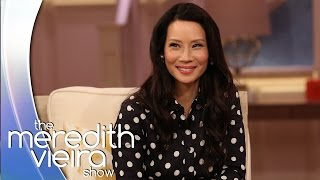 Lucy Liu On Keeping Her Personal Life Private | The Meredith Vieira Show - dooclip.me