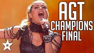 The Champions On America's Got Talent 2019 | WEEK 7 | FINAL  | Got Talent Global