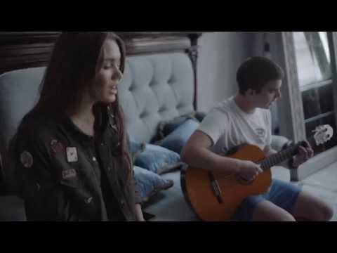 Aisha & FEDUK  - Заметался пожар голубой [live]   Aisha (Aиша) Cover