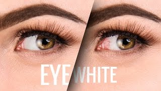How to Get Rid of Bloodshot Red Eyes and Clean Up Eye-Whites in Photoshop