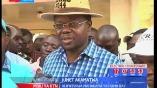 Mbunge wa Suna Junet Mohammed akamatwa kwa madai ya uchochezi