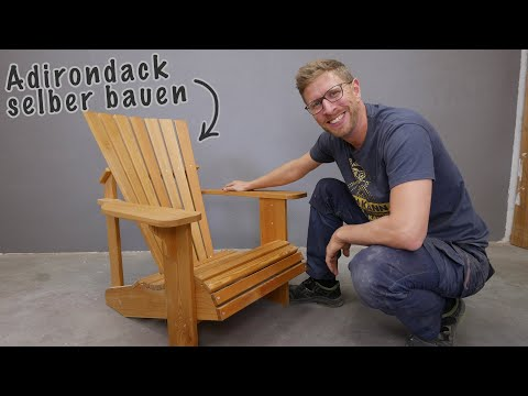 #1 Gartenstühle selber bauen? |So gehts! | Lets Bastel