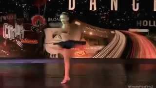 Chloe Lukasiak's turns throughout the years