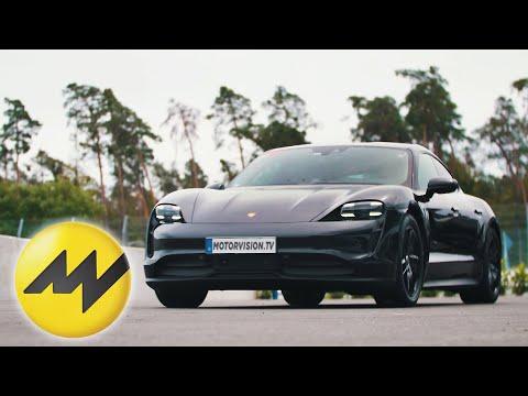 42 Kilometer Drift-Weltrekord: Der Porsche Taycan 2WD trägt sich ins Guinnessbuch ein| Motorvision