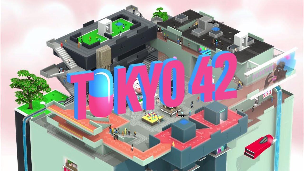 L'elegante sparatutto open world Tokyo 42 arriverà su PS4 nel 2017
