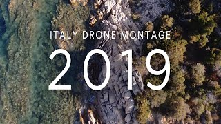 Italy Drone Montage 2019 | Parrot Bebop 2