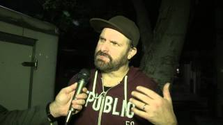 Interview with Kevin Seconds (of 7 Seconds) at SLO Brew