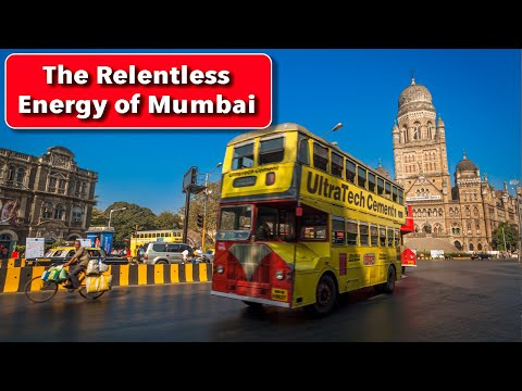 A Day In The Life Of Mumbai