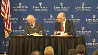 A Conversation on Building Europe's Future, with His Excellency Wolfgang Schäuble