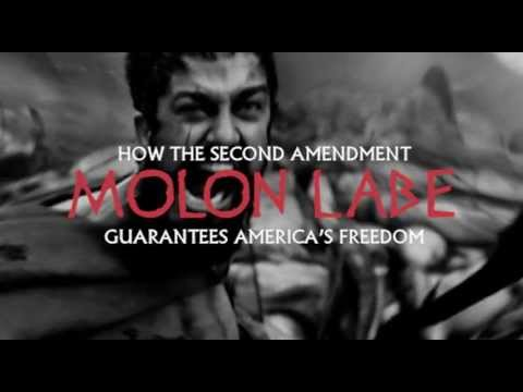 MOLON LABE Trailer