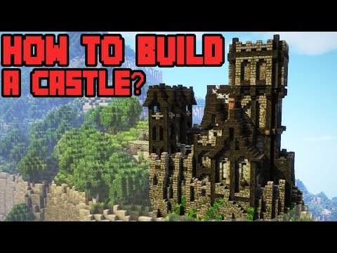Small Epic Medieval Castle Download Minecraft Map