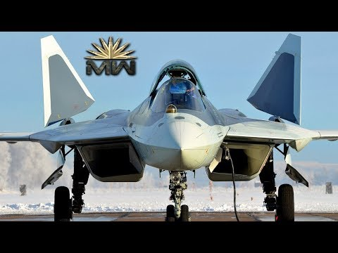 Sukhoi Su-57 ⚔️ Russian Multirole FIFTH Generation Jet Fighter [Review]
