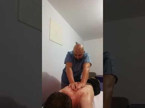 Masaj videoclip pentru prostatita