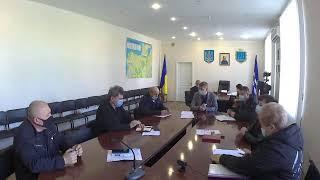 Засідання виконавчого комітету Світловодської міської ради, 30.04.2021
