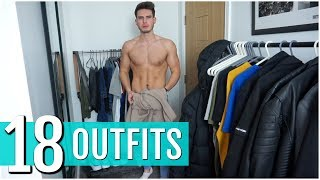 18 Simple & Easy Outfits For Men | Mens Autumn Outfit Ideas 2019