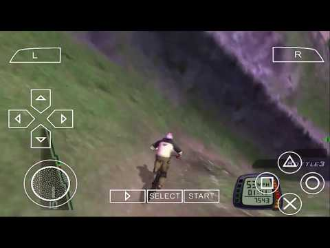 Downhill Domination Cso For Ppsspp - Mobile Phone Portal