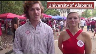 College Life Presents: University of Alabama
