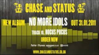 Chase & Status - 'No More Idols' - 10 - 'Hocus Pocus'