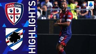 Cagliari 3-1 Sampdoria Pekan 8