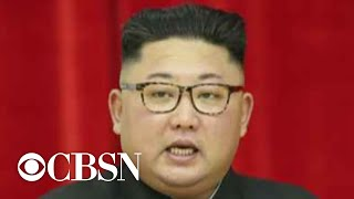 """There are new questions surrounding the health of North Korean leader, Kim Jong Un's health after his reported absencefrom """"Army Day"""" celebrations on Saturday. This is the second major holiday the Supreme Leader has missed in recent weeks, Vox staff writer covering International Security and Defense Issues, Alex Ward joins CBSN with the latest on the rumors surrounding Kim Jong Un's health."""