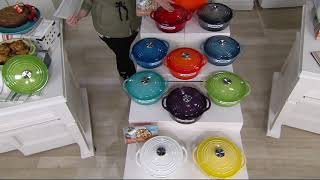 Le Creuset 2.75-qt Cast-Iron Dutch Oven on QVC