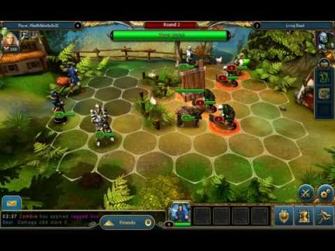 King's Bounty: Legions - Android and iOS gameplay GamePlayTV