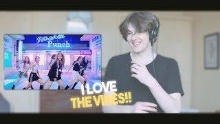 ROCKET PUNCH (로켓펀치)    BIM BAM BUM (빔밤붐) MV REACTION!! I LOVE THE VIBES!!!
