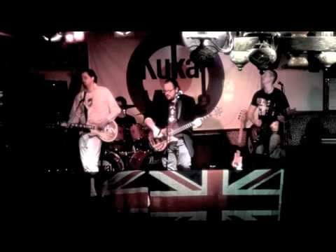 Kuka W...Plays The Who: Won´t Get Fooled Again Live @ Check Inn 20102012