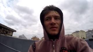 Посылка для бездомного Parcel for the homeless ВЫЖИТЬ ЛЮБОЙ ЦЕНОЙ Зверев Эдуард