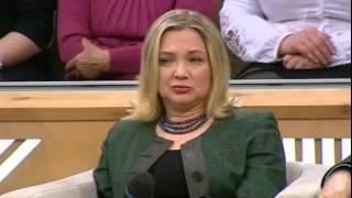 """Пусть говорят. """"Игорь. Надежда. Любовь"""" (29.01.2013) программа"""