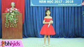 Mái Trường Mến Yêu - Bé Thanh Hằng   Nhạc Thiếu Nhi