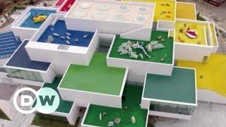 Casa Lego ganha versão em tamanho real na Dinamarca